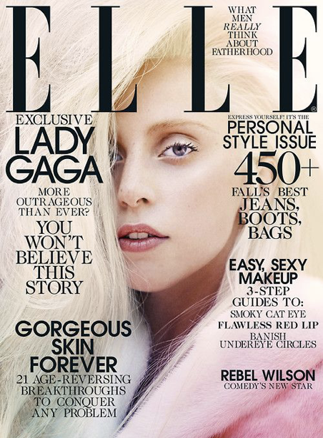 Elle Magazine October 2013shot by Ruth Hogben