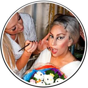 tara savelo lady gaga celebrity mua makeup artist